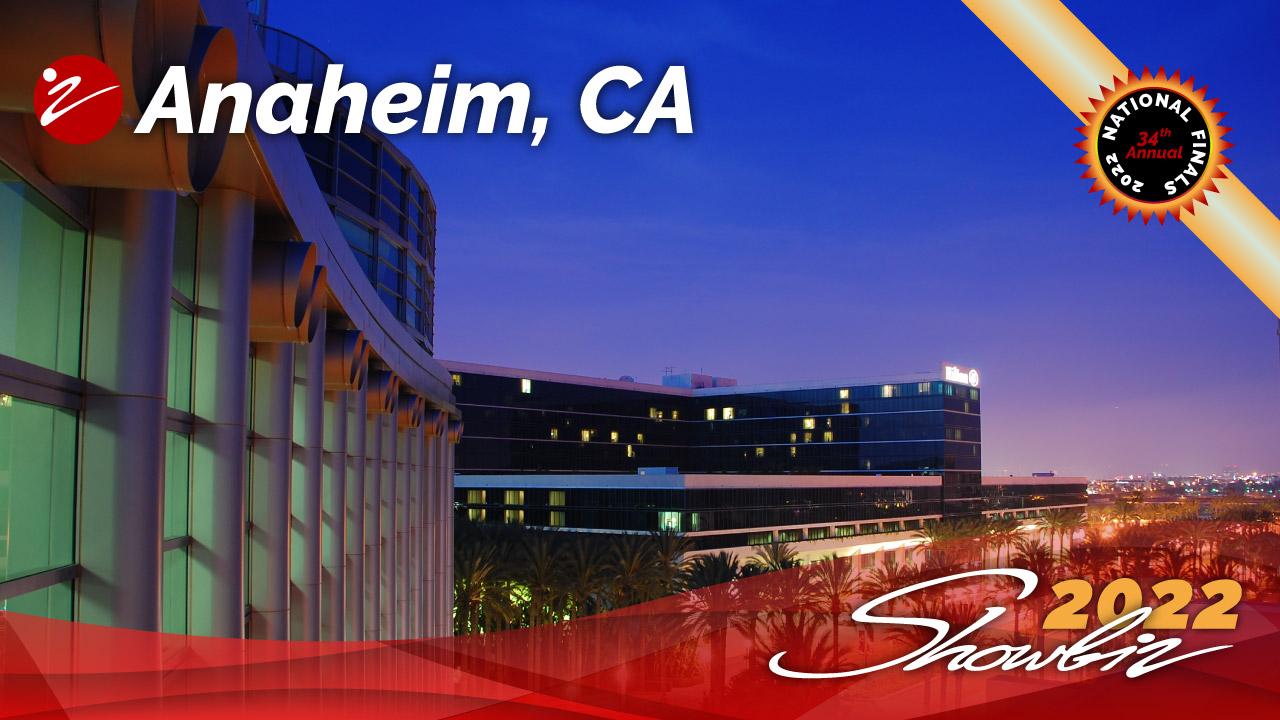 2021 Showbiz Anaheim Nationals Event